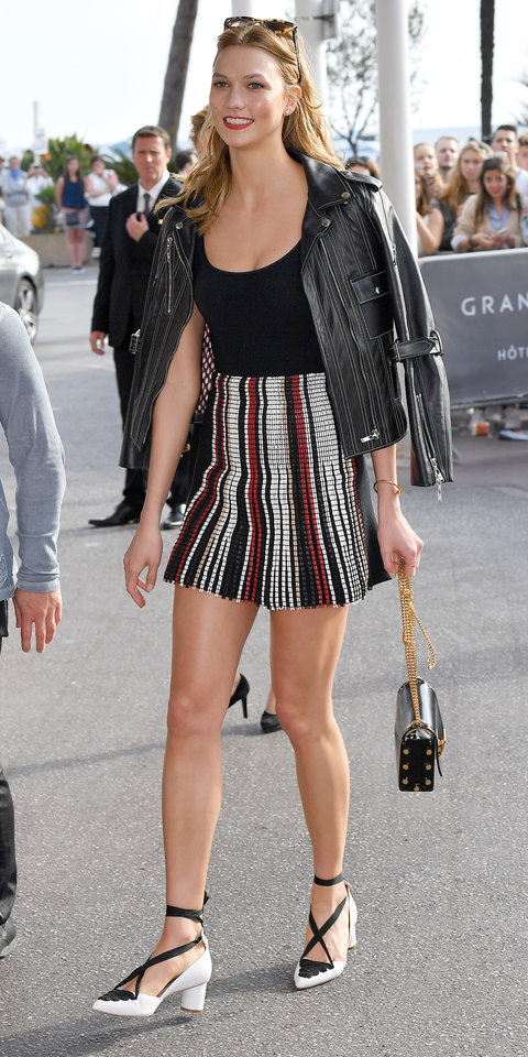 May 18, 2016 - Celebrity Sightings At The 69th Annual Cannes Film Festival