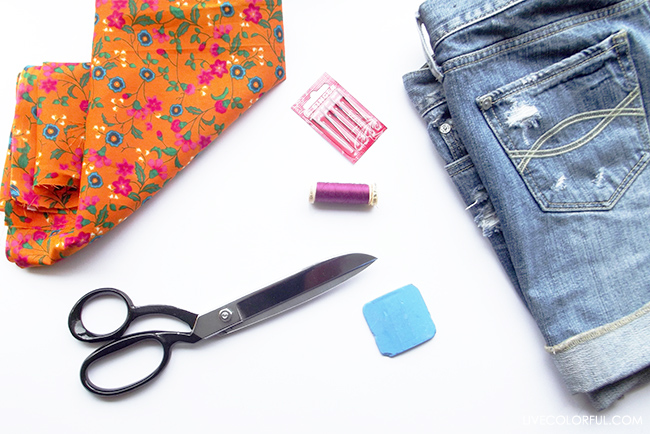 DecorateyourShortsThisSummer_LiveColorful_Material