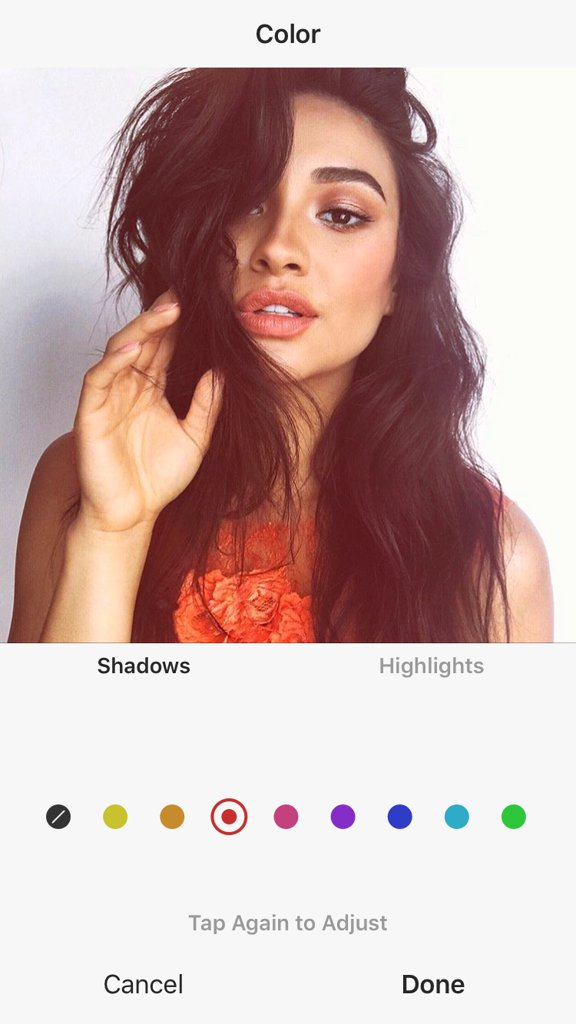 Shay-Mitchell-Red-Filter