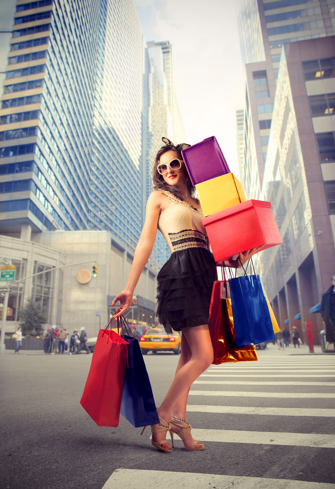 shopaholism From hitting the mall with your girlfriends on a saturday afternoon, to holiday spending on gifts that go under the tree, shopping could be called one of america's favorite pastimes for most.