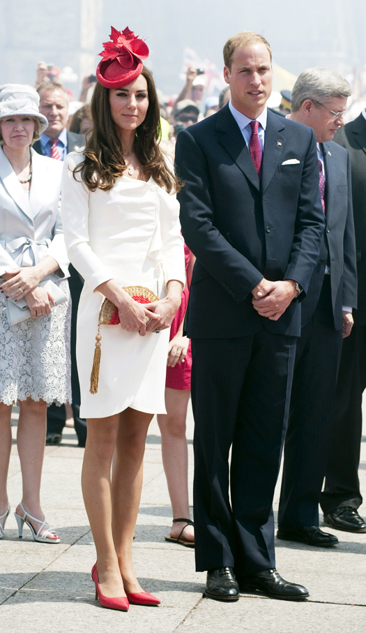 The Duke And Dutchess Of Cambridge North American Royal Visit - Day 2
