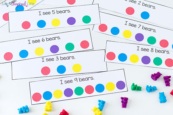 counting-bears-number-and-color-strips-5