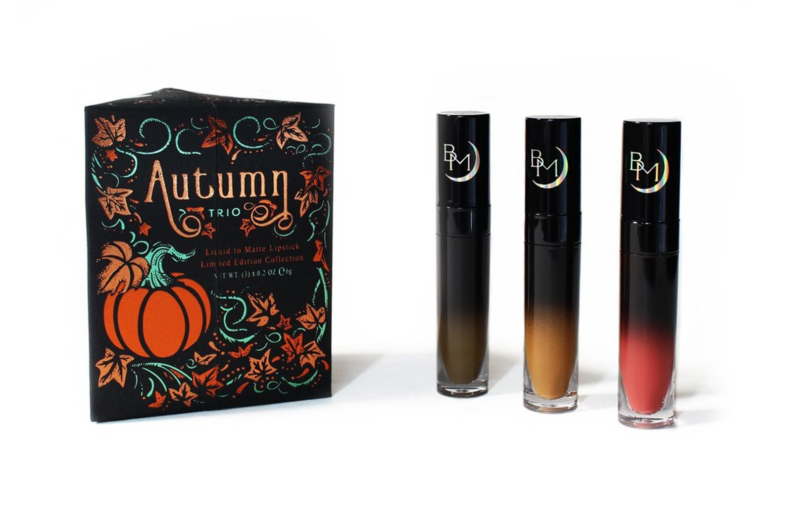 Black Moon Cosmetics Autumn Trio