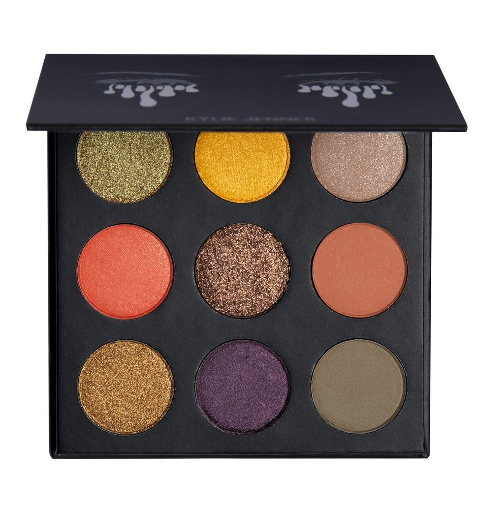 Kylie Cosmetics Halloween Eyeshadow