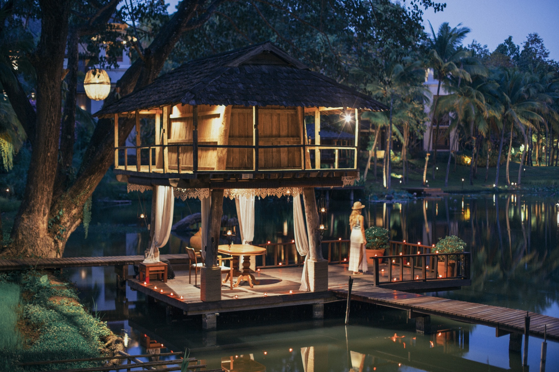 Отель Four Seasons Chiang Mai