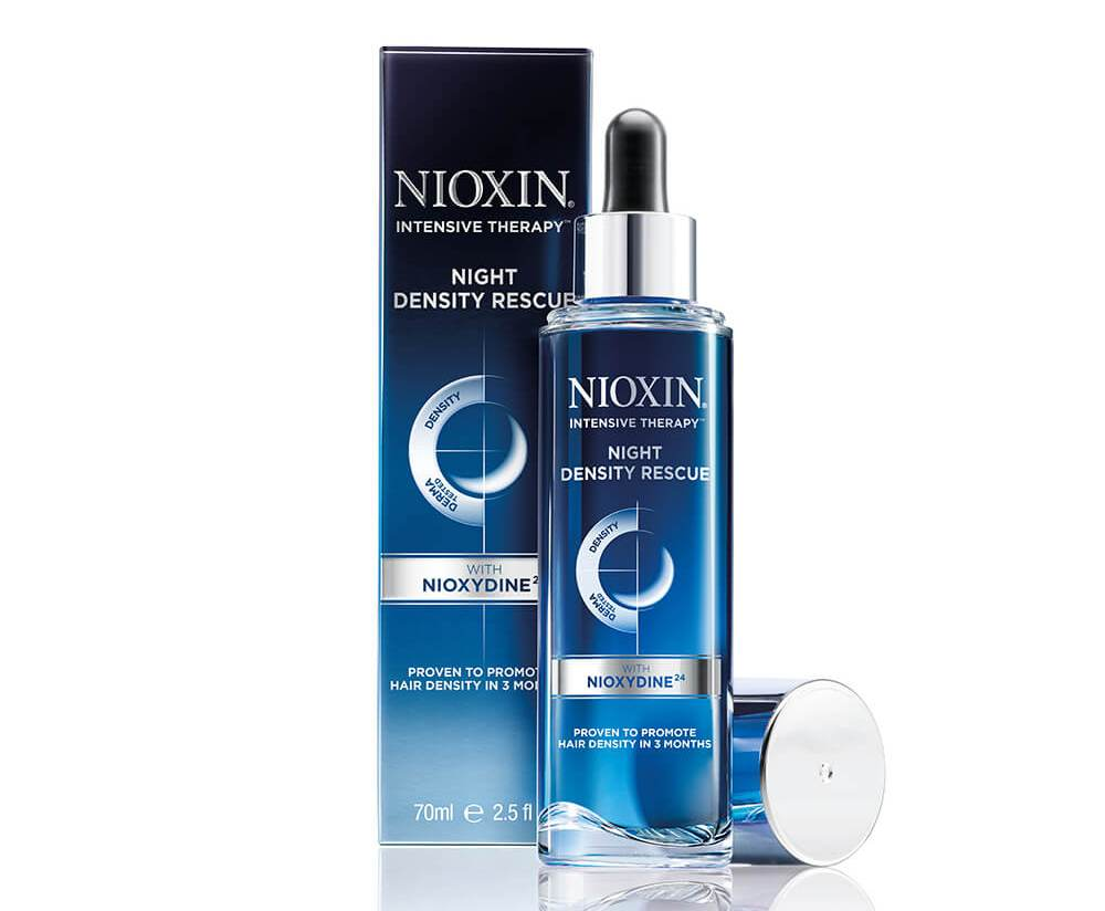 Ночная сыворотка Nioxin Intensive Therapy
