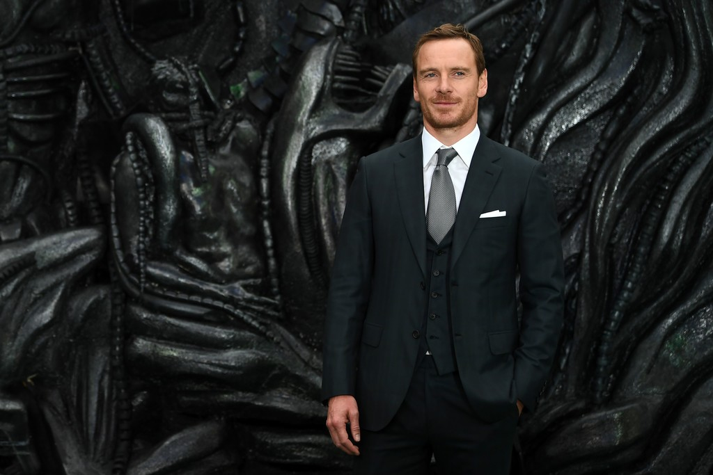 """Майкл Фассбендер на  """"Alien: Covenant"""" World Premiere at the Odeon Leicester Square"""